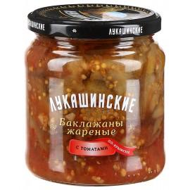 """Баклажаны """"Лукашинские"""" по-крымски с томатами 460гр.-8 (шт.)"""