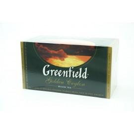 Чай Черный Гринфилд Golden Ceylon 25 пакетов