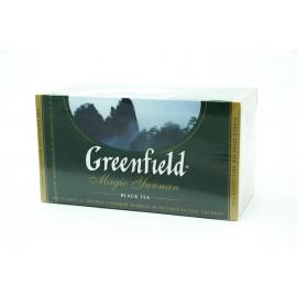 Чай Черный Гринфилд Magic Yunnan 25 пакетов