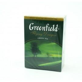 Чай Зеленый Гринфилд Flying Dragon 100гр. Лист
