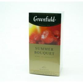 Чай Гринфилд Summer Bouqet 25 пакетов