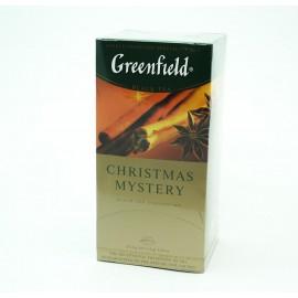 Чай Гринфилд Christmas Mystery 25 пакетов