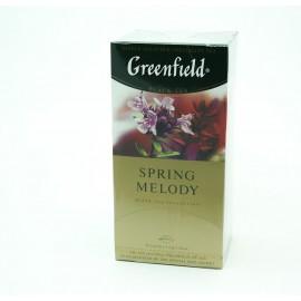 Чай Гринфилд Spring Melody 25 пакетов