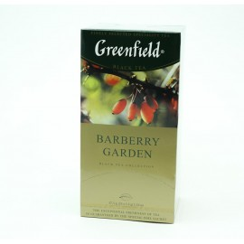 Чай Гринфилд Barberry Garden 25 пакетов
