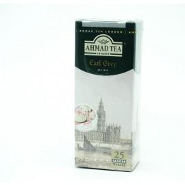 Чай черный  АХМАД Эрл Грей 25 пакетов