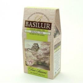 Чай Черный BASILUR Весенний с вишней100гр.