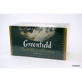 Чай Черный Гринфилд Erl Gray 25 пакетов