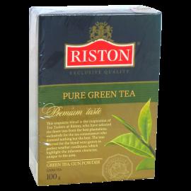 Чай Зеленый  Ристон 100гр. Лист
