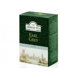 Чай черный АХМАД  Эрл Грей 200гр. Лист с бергамотом