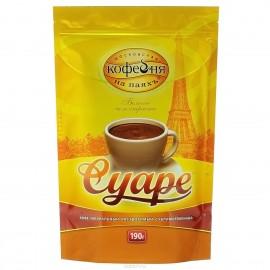 Суаре Кофе растворимый 190гр.