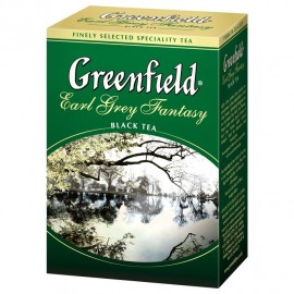 Чай Черный Гринфилд Erl Gray 100гр. Лист