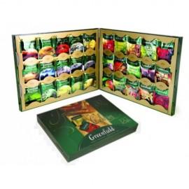 Чай Гринфилд Подарочный Набор 120 пакетов