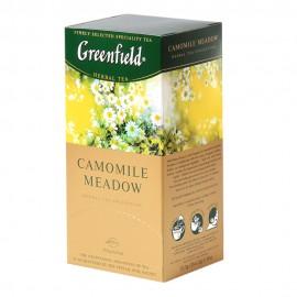 Чай Гринфилд Camomile Meadow 25 пакетов
