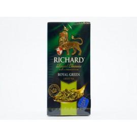 Чай зеленый Ричард 25 пакетов