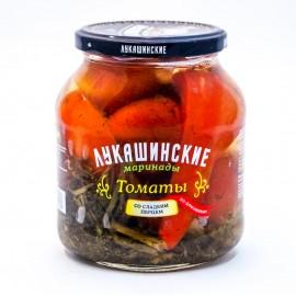 """Томаты """"Лукашинские""""  по-домашнему со сладким перцем 670гр.-6 (шт.)"""