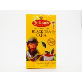Чай чёрный St.Clairs O.P.A.  250гр.