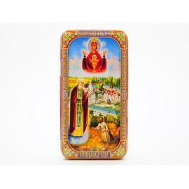 Чай чёрный БЛАГОВЕСТ Неупиваемая Чаша 60гр. Ж/Б