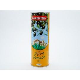 Масло оливковое Кастельветере рафинированное 1литр Ж/Б