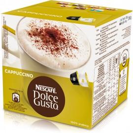 Кофейные капсулы Каппучино  Дольче Густо