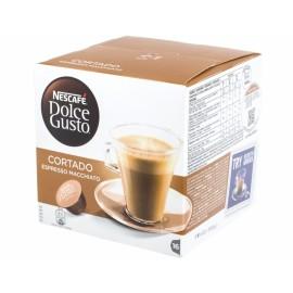 Кофейные капсулы Кортадо  Дольче Густо