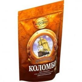 Кофе МКП (Московская кофейня на паях) Коломбо, растворимый , 190г