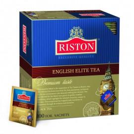 Чай чёрный Ристон Инглиш Элит , 100 пакетиков