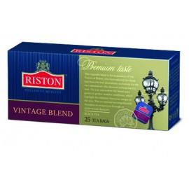 Чай чёрный Ристон Винтаж Бленд , 25 пакетиков