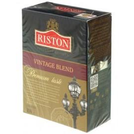 Чай чёрный Ристон Винтаж Бленд , 100 пакетиков