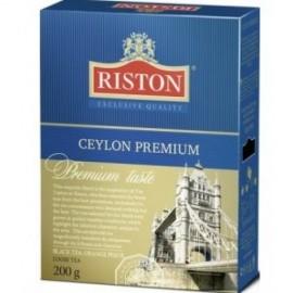 Чай чёрный Ристон Цейлон Премиум 200г