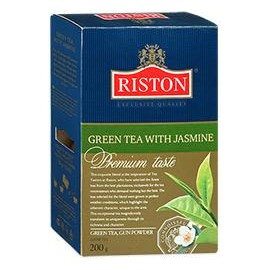 Чай зелёный Ристон Грин Жасмин 200г