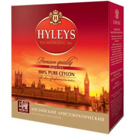Чай чёрный Хейлис 100 пакетиков