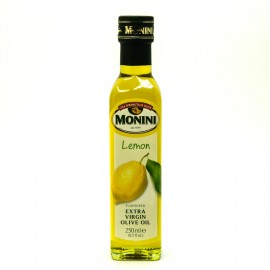 Масло оливковое Монини нерафинированное с лимоном 250мл.-6 (шт.)