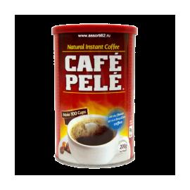 Кофе Пеле 200гр. Растворимый Порошкообразный