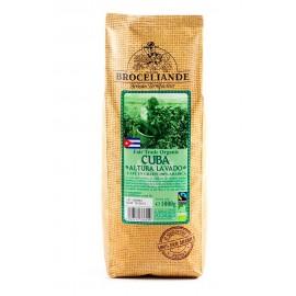 Кофе в зёрнах БРОСЕЛИАНД Куба Альтура 1000г.