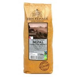 Кофе в зёрнах БРОСЕЛИАНД Непал 1000г.