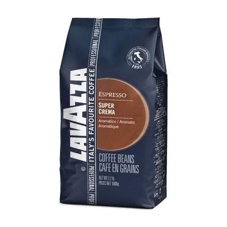 Кофе в зёрнах ЛАВАЦЦА Супер Крема 1000г