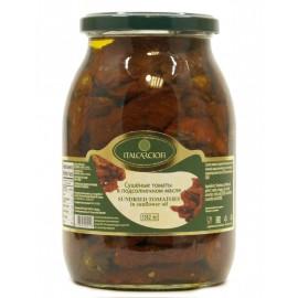 """Сушёные томаты в подсолнечном масле """"Italcarciofi"""", 1,062л"""