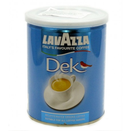 Кофе молотый Лавазза Дэк, 250г