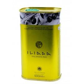 "Оливковое масло ИЛИАДА ""Iliada Kalamata"", 500мл"