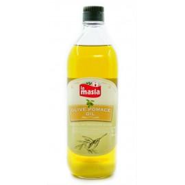 Масло оливковое ЛА МАСИА рафинированное Помас, 1л