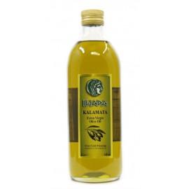 Масло оливковое нерафинированное ИЛИАДА Каламата, 1л