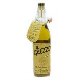Масло оливковое нефильтрованное Il Grezzo, 1л