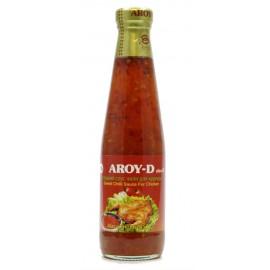 Соус чили AROY-D, сладкий, для курицы, 350г