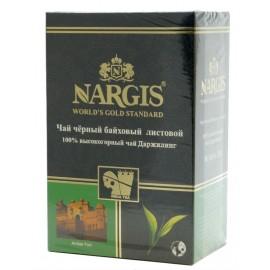 """Чай черный байховый листовой """"Дарджилинг"""" НАРГИС, 250г"""