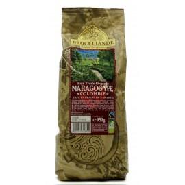"Кофе в зернах БРОСЕЛИАНД ""Марагоджип Колумбия"", 950г"