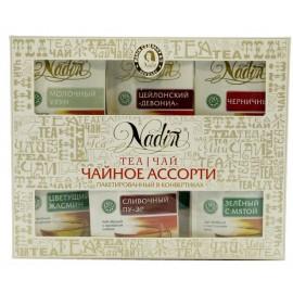 Чайное ассорти НАДИН, 72 г