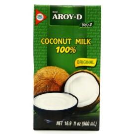 Кокосовое молоко 60% АРОЙ-Д, 500 мл