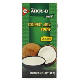 Кокосовое молоко 60% АРОЙ-Д, 1 л