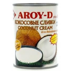 Кокосовые сливки АРОЙ-Д, 560 мл