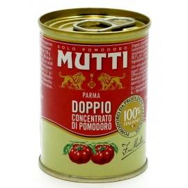Томатная паста МУТТИ с массовой долей сухих веществ 28%, 140 г
